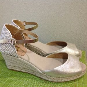 Kanna women's sandals wedges, made in a Spain